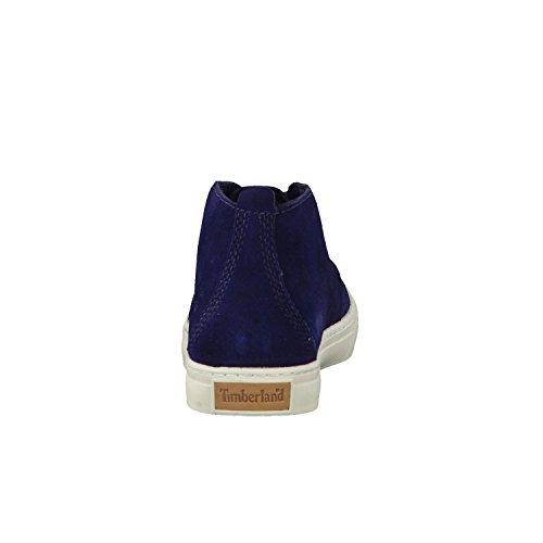 Timberland Herren Schuhe Adventure 2.0 Cupsole Chukka Blau