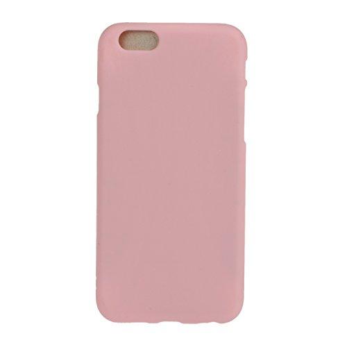 iPhone 6S Coque,iPhone 6 Case,iPhone 6 Cover - Felfy Cas Ultra léger Mince Slim Gel Souple Soft Flexible TPU Silicone Fashion Couleurs de Bonbons Etui Couverture de Protection Bumper Anti Rayures Anti Rose