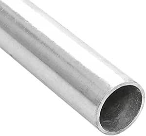 3//4 2,0m L/änge ca /Ø 26,9 x 2,6 mm feuerverzinkt B/&T Metall Stahl Rundrohr verzinkt Hohl-Profil Konstruktionsrohr ST 37