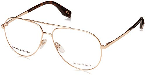 Marc Jacobs Brille (MARC-329 J5G) Metall hell gold - havana