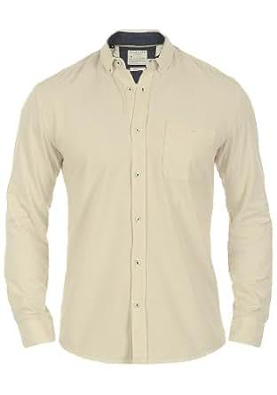 SELECTED Homme Preston Langarm Shirt, Größe:M;Selected-Farben:Off White