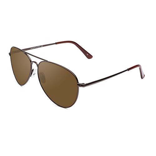 CLANDESTINE Chocolate - Gafas de sol Polarizadas Hombre & Mujer