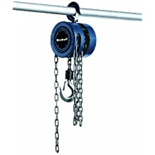 Einhell BT-CH 1000 - Polipasto manual cadena 1000 kg