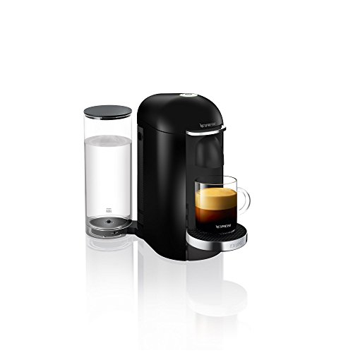 Nespresso Vertuo Plus, Black finish by Krups Best Price and Cheapest