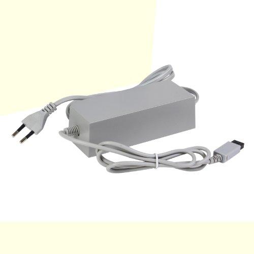 2-TECH Bloc d'alimentation 220V AC Adaptateur de rechange pour Nintendo Wii