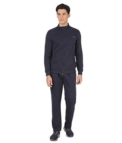 2Go Men's Woolen Tracksuit (STR01-N102) Size-Small