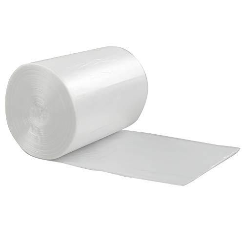 Ucake - Bolsas de Basura Sacos de Basura Transparentes de 20 litros, 110 Unidades por Rollo