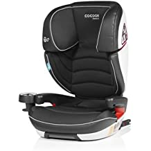 MS Cocoon Travel Negra+ Isofix Grupo 2-3 Con Iso-Fix