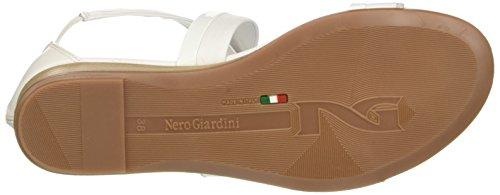 Nero Giardini Damen P717601d Pumps Bianco (707)