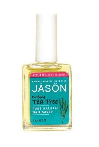 Jason Natural Cosmetics Pure Natural Nail Saver .5 oz by JASON