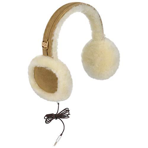 Paraorecchie UGG accessori pelliccia protezione orecchie Taglia unica - beige
