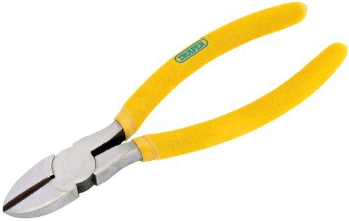 Draper 12517 Diy Series 190M Diagonal Side Cutters With Pvc Dipped Handles (Cutter Pvc-diagonal)