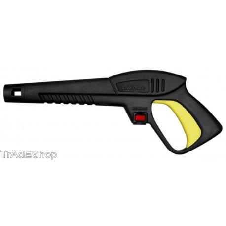 Lavor–Repuesto Accesorio para hidrolimpiadoras Pistola S 09con Casquillo rápido Integrado