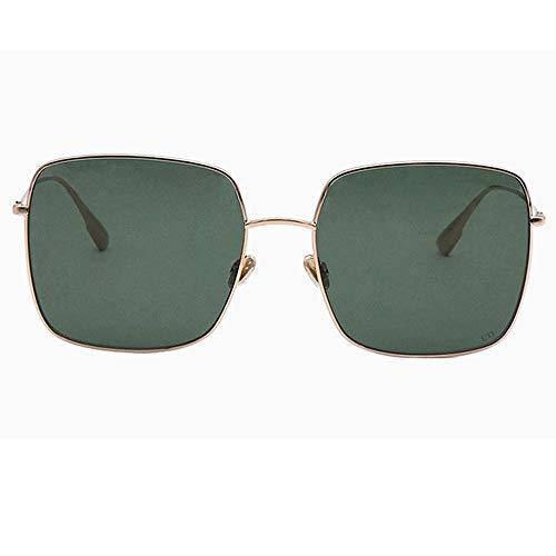 XiAnGuoJiGangWuQvChengBeiBaiHuoDian1 HEHUIHUI- Fashion Lady Outdoor Sports Driving polarisierte Sonnenbrille schützt die Augen vor UV-Strahlen (grau) (Color : Green)