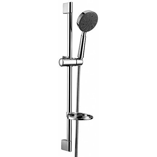 Dawn R28060102 Multifunction Handshower with Slide Bar, Chrome by Dawn -