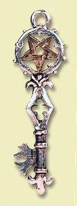 Amuleto chiave del Salomon