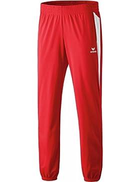 Erima Premium One-Pantaloni tuta da uomo rosso  Rosso - bianco 128