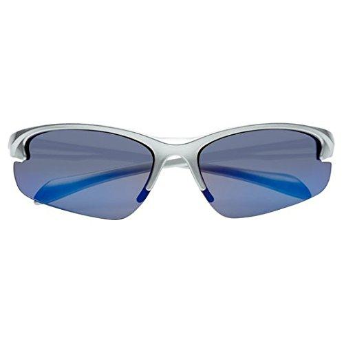 Enfants Soleil Pop Sport Semi Wrap Lunettes de soleil sans monture, bleu 5b481a64a596