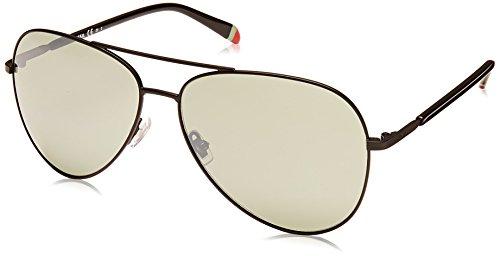 Fossil Fos3074/S-003-61 Herren Sonnenbrille, Schwarz, 61