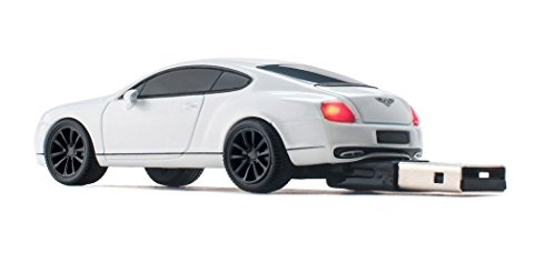 chiavetta-usb-8gb-bentley-continental-bianco