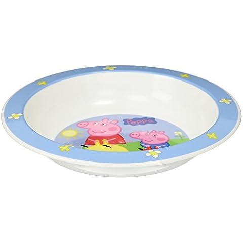 Plato hondo de plastico para microondas kids Peppa Pig (12/48)