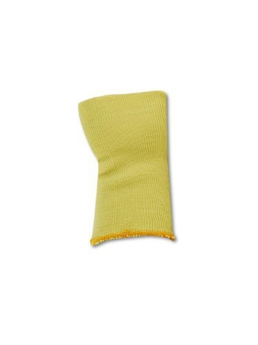 magid-kev6-cutmaster-kevlar-machine-knit-protective-sleeves-yellow-6-length-pack-of-24-each-by-magid