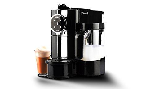 Cafetera Fiorella NP-150B Compatible con Sistema Nespresso + Pack 50 capsulas Regalo