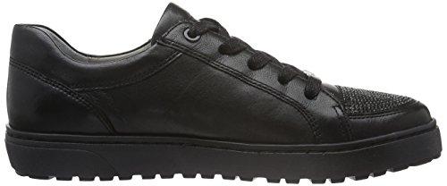ara Damen Toronto Sneakers Schwarz (schwarz 01)