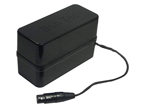 LionTec Golf Caddy Batterie Akku 12 V (14,8 V) - 23,4 Ah für TiCad Goldfinger und Liberty (bis 2013) CADDYONE 400/450/500/600/650 (27-Loch)