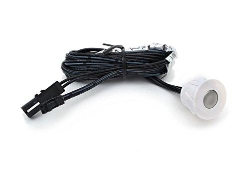 1 Gang weiß DIMMER Schalter Touch Sensor Lichtschalter Switch 12V miniamp (Dimmer Installieren Lichtschalter)
