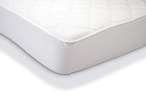 AmazonBasics Protège-matelas matelassé imperméable 90 x 200 cm