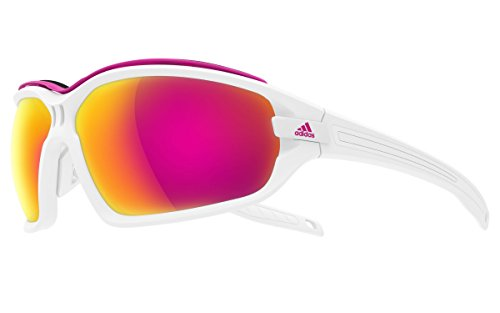adidas Eyewear Evil Eye Evo Pro S, weiß, pink
