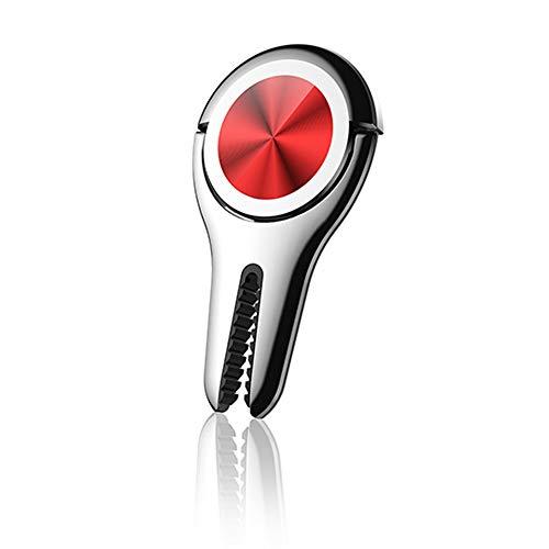 Tickas Lüftungsklammer,Kfz-Belüftungshalterung Handy-Ersatzteile Rot