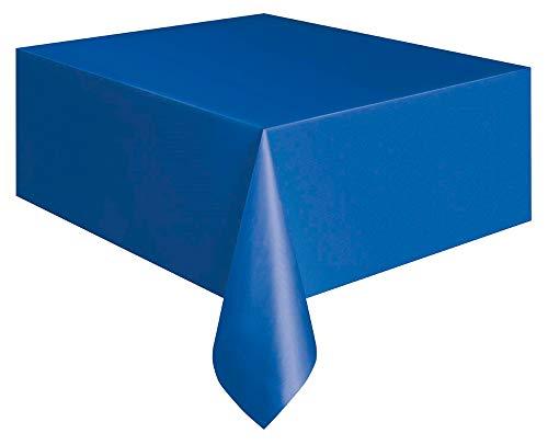 Kunststoff-Tischdecke, 2,74 x 1,37 m (Kunststoff Tischdecken Aus)