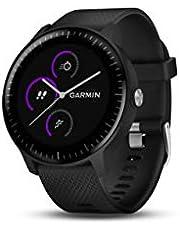 Garmin Vivoactive 3 GPS Smart Watch with Music Storage (Black)
