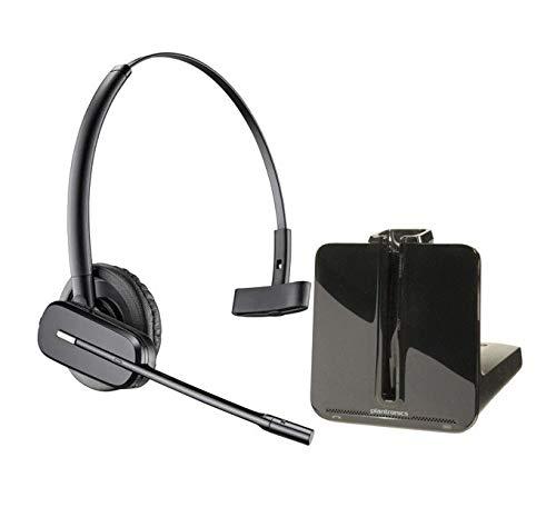 Mitel 7446 DECT Schnurloses Mono Headset mit Geräuschunterdrückung