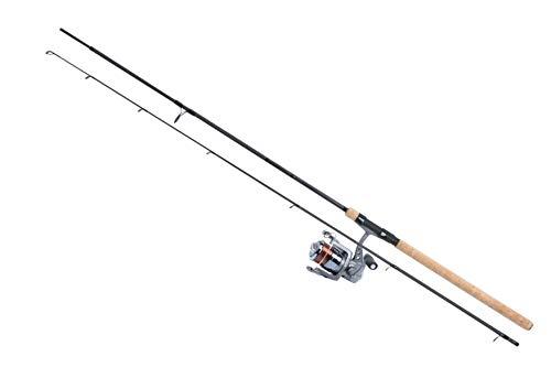 Fishzone – Canne à pêche en Carbone avec Moulinet...