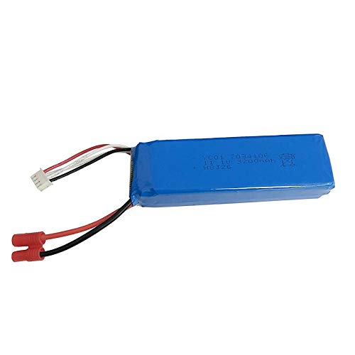 Desconocido Generic BAYANGTOYS X22 RC Quadcopter Spare Parts Upgraded 11.1V 3200mah Lipo Battery