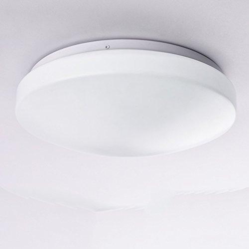 XINGZHE Deckenleuchte - LED-Deckenleuchte, Eingang, Flur, Diele, Bad, Durchgang, Balkon, kleine Deckenleuchte Licht (Size : Square -27cm X27cmX 5cm-12W)