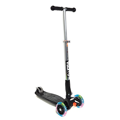 Apollo Fun-Scooter Kids Go LED für Kinder ab 3 Jahren, Kickboard, Kinder-Roller
