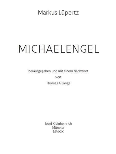 MICHAELENGEL: Markus Lüpertz. 20 reproduzierte Lithographien
