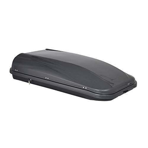Dachbox Junior Pre 530 grau glänzend (138396)