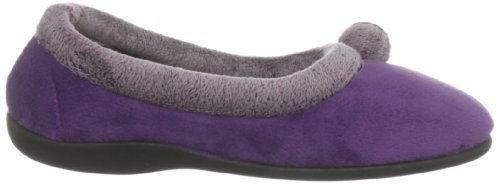LOTUS - Scarpe basse, Donna Viola (Violett (Lavendel))
