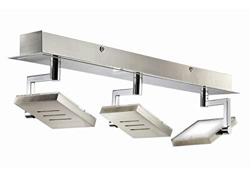 Fischer Leuchten SHINE - LED Spotschiene, 3-flg.- LED / EEK: A-A++