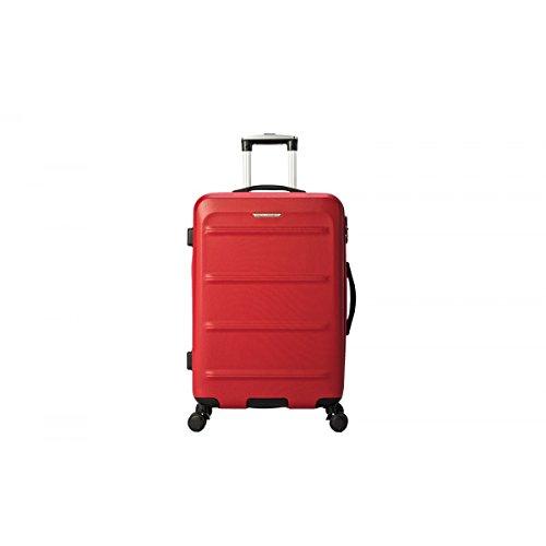 Pascal Morabito , Valigia Rosso rosso L