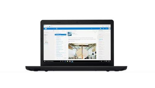 "Preisvergleich Produktbild Lenovo ThinkPad E570 (20H5007HFR) - Intel Core i3-6006U 4 Go SSD 128 Go 15.6"" LED HD Graveur DVD Wi-Fi AC / Bluetooth Webcam Windows 10 Professionnel 64 bits ( Catégorie : PC Portable )"