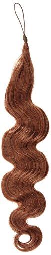 American Dream le Rajout Capillaire Cheveux Humains Minivague Couleur 080 Brun Foncé Moka 18\