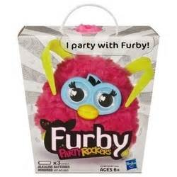 Furby Party Rockers Pink Interaktives Spielzeug Weich
