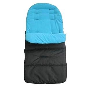 DENGHENG Multi-Function Baby Stroller Sleeping Bag Children Kids Trolley Thickened Swaddl   7