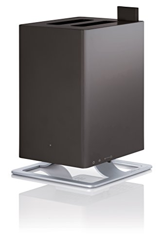 Stadler Form Design Luftbefeuchter Anton [Ultraschallvernebler, variable Leistungsstufen, Raumgröße bis 25m²], bronze